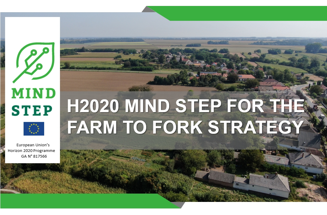 H2020 MIND STEP for the Farm to Fork Strategy